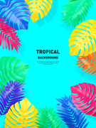 Tropical Background 001