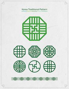 한국 전통문양 02