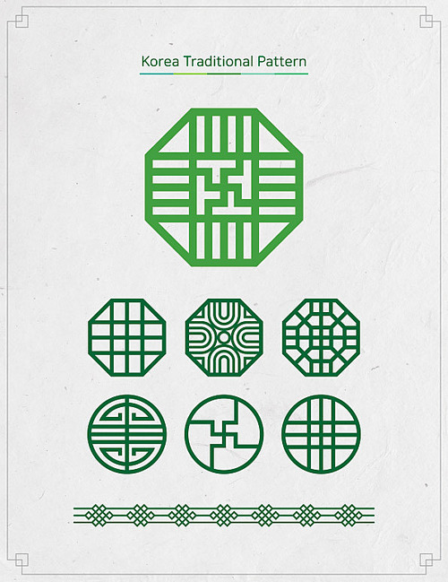 한국 전통문양 03
