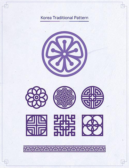 한국 전통문양 04