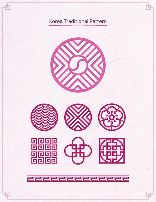 한국 전통문양 05
