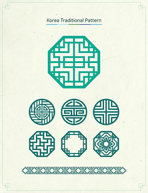 한국 전통문양 06