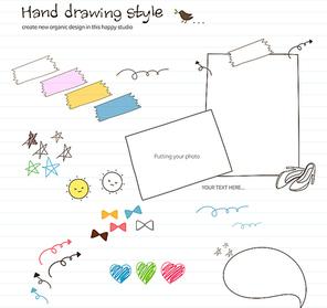 손그림 꾸미기소스02