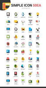 아이콘 심플 비즈니스15 (빈나)