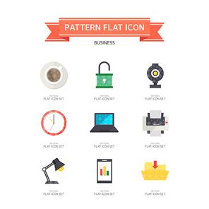아이콘 플랫 교육7 (러블리하)