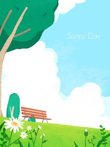 화창한 날 (민민)