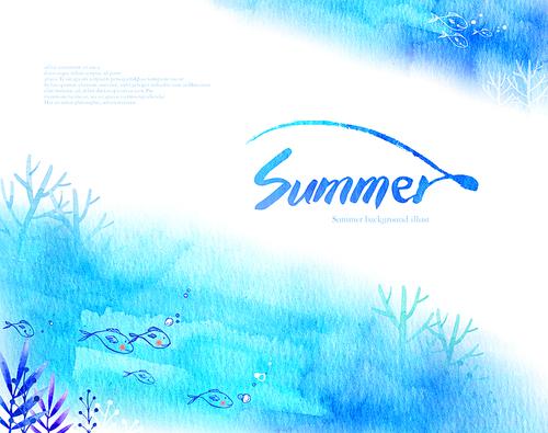 HOT 한 여름 COOL 하게 (동동이)