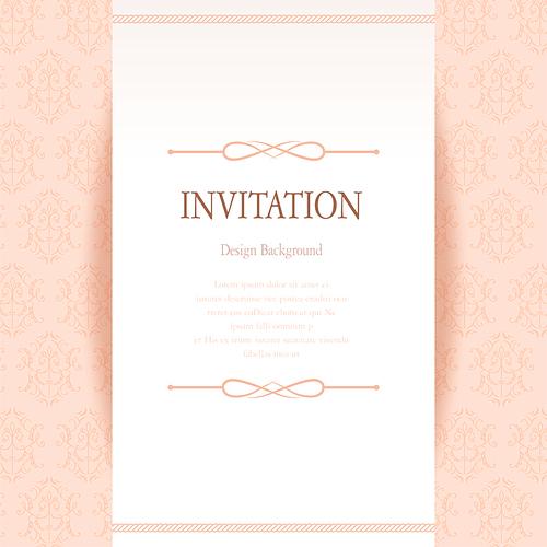 초대장 디자인8 (러블리하)