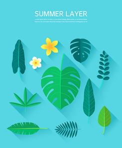 여름 여행 레이어 모음3 (GIONE)