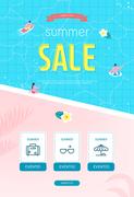 즐거운 여름 쇼핑 팝업8 (GIONE)