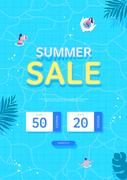 즐거운 여름 쇼핑 팝업1 (GIONE)