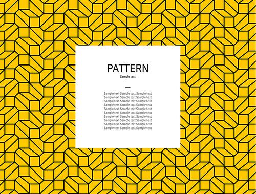 [일러스트] 기하학 패턴 07