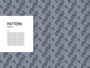 [일러스트] 기하학 패턴 09