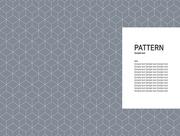 [일러스트] 기하학 패턴 01