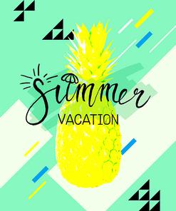 [그래픽] 여름 포스터 01
