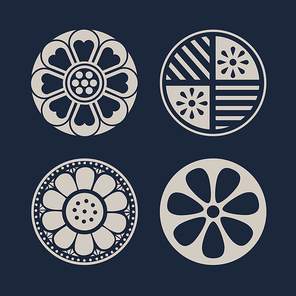korean pattern_009