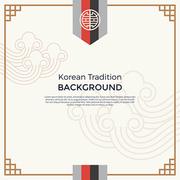 korean tradition background_057