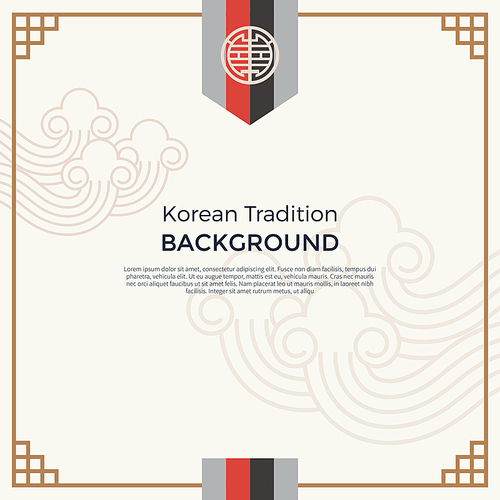 korean tradition background_057