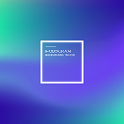 hologram background_030