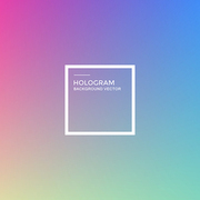 hologram background_004
