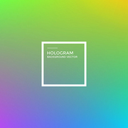 hologram background_020