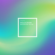 hologram background_023