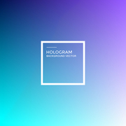 hologram background_025