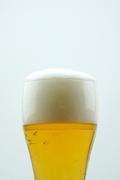 가득찬 맥주, 시원한 맥주_037