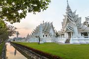 Wat Rong-Khun, Northern Thailand