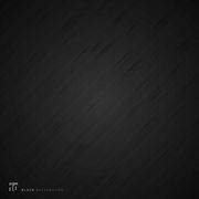 Black background and texture. Abstract realistic metal fiber. Vector illustration