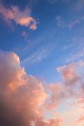구름과 노을