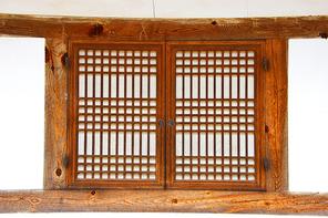 전통한옥의 창문