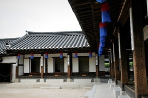 한국 전통의 가옥 한옥