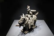말 탄 사람 토기