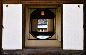 창덕궁의 옛 전통한옥의 멋과 아름다움