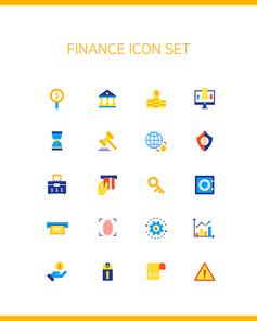 4. 심플아이콘-금융