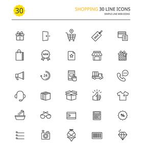 line icons 002