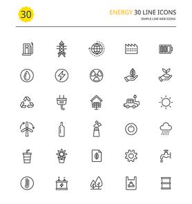 line icons 005