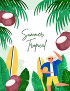 여름 트로피컬 06