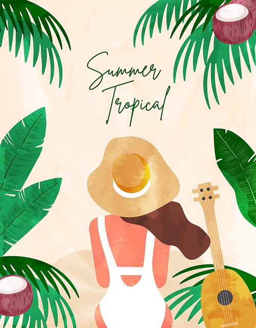 여름 트로피컬 09