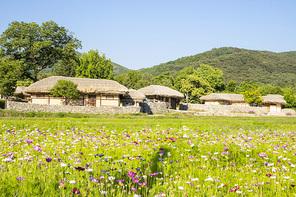 한국의 전통 민속 마을