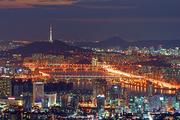 서울 야경