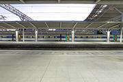 기차역 승강장