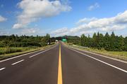도로 풍경