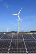 태양광 발전과 풍력발전