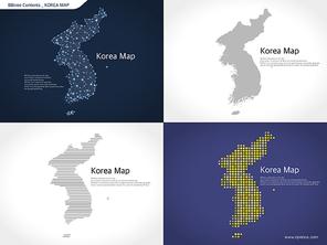 Korea map 04