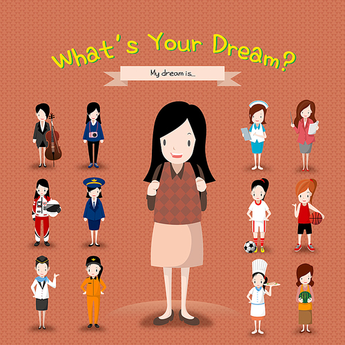 What's your dream 01