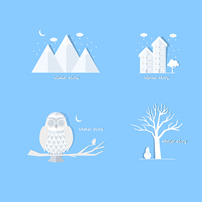 Winter Icon Set 03