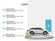 파워포인트 배경 (금융) 자동차 보험