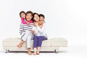 Three Generation Family 102
